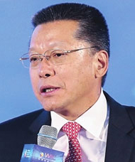CHEN Liming, IBM Vice President and Chairman Greater China Where There's an Intelligent Mind, There's a Way