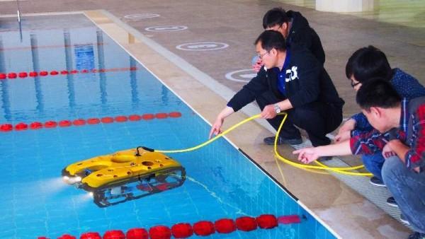 世界智能水下机器人挑战赛