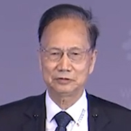 Professor Bo Zhang, professor of Computer Science and Technology Department of Tsinghua University and the fellow of Chinese Academy of Sciences  Artificial Inetelligence Based on Big Data