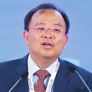 Chen Chongjun, Vice President of HWAWEI Cloud BU Everything is Interconnected of the Intelligent World